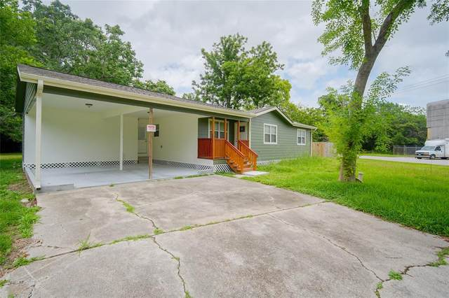 1900 Bayview Drive, Seabrook, TX 77586 (MLS #34983547) :: Keller Williams Realty