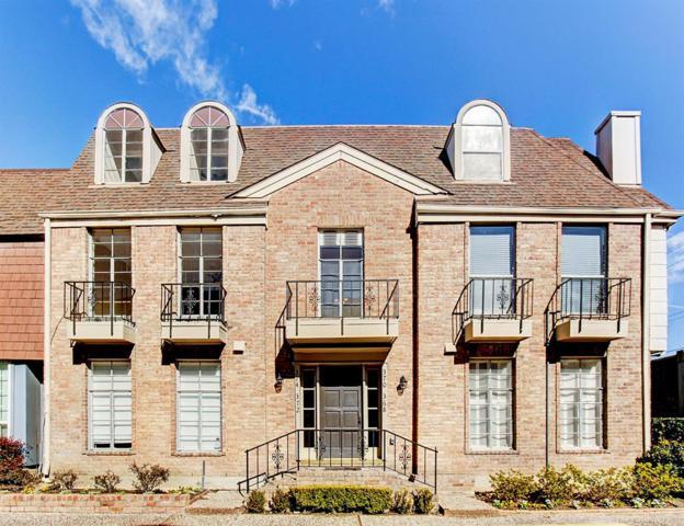 374 N Post Oak Lane #374, Houston, TX 77024 (MLS #34985021) :: Giorgi Real Estate Group