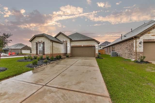 1707 Dunbar Drive, Richmond, TX 77469 (MLS #34988714) :: The Jennifer Wauhob Team