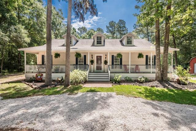 142 Long Road, Huffman, TX 77336 (MLS #34993349) :: Magnolia Realty