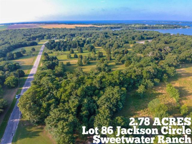 Lot 86 Jackson Circle, Kerens, TX 75144 (MLS #35004162) :: The SOLD by George Team
