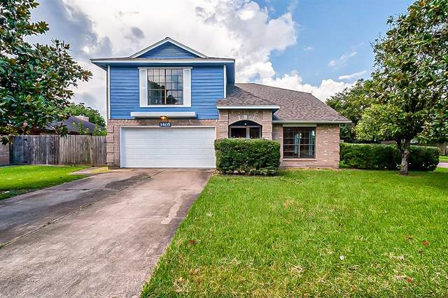 1405 Garden Park Drive, Deer Park, TX 77536 (MLS #35007055) :: The Home Branch