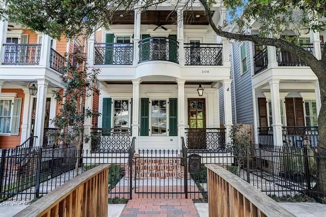 508 E 27th Street, Houston, TX 77008 (MLS #35009772) :: Keller Williams Realty