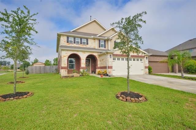 25570 Ramsey Heights Way, Porter, TX 77365 (MLS #35012056) :: The Freund Group
