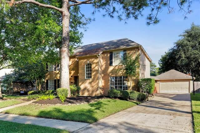 15907 Turtle Bay Drive, Houston, TX 77062 (MLS #35022163) :: Caskey Realty