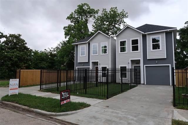 5408 San Juan Street, Houston, TX 77020 (MLS #35024029) :: My BCS Home Real Estate Group
