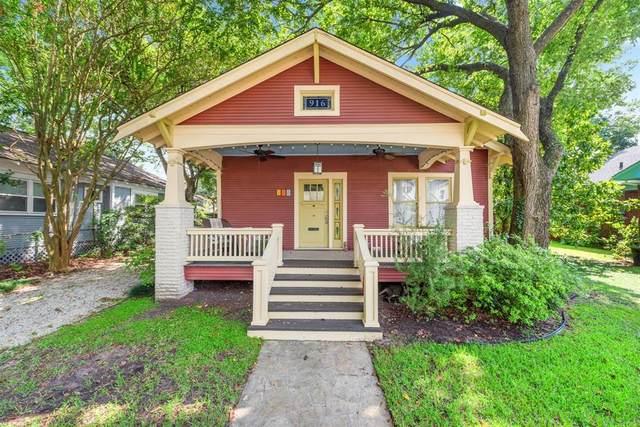 916 Highland Street, Houston, TX 77009 (MLS #35027070) :: Green Residential