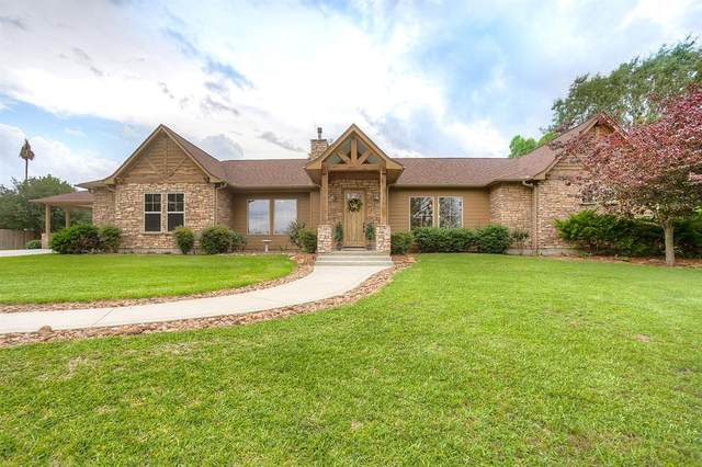 14515 Hillshire Drive, Willis, TX 77318 (MLS #35032550) :: The Parodi Team at Realty Associates