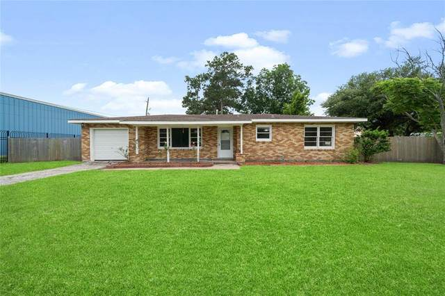 7321 Highway 6, Hitchcock, TX 77563 (MLS #35062383) :: The Bly Team