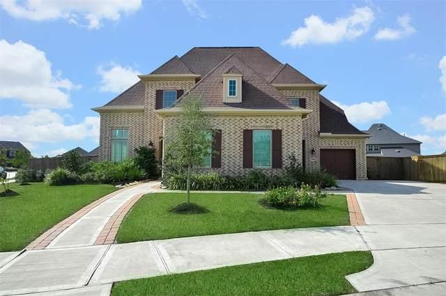 23703 Barrington Springs Circle, Katy, TX 77493 (MLS #35065855) :: The Freund Group