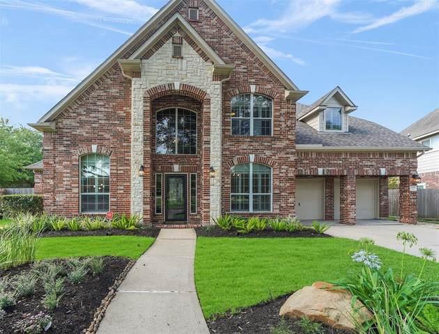 10110 Mill Garden Circle, Missouri City, TX 77459 (MLS #35066925) :: The Home Branch