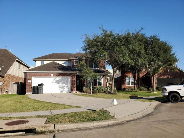 827 Mcintosh Bend Drive, Stafford, TX 77477 (MLS #35069697) :: Homemax Properties