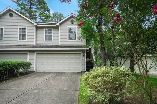 71 N Walden Elms Circle, The Woodlands, TX 77382 (MLS #35077011) :: All Cities USA Realty
