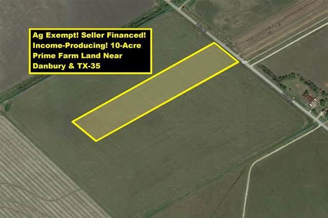 Lot 3 County Road 208, Danbury, TX 77534 (MLS #35082379) :: The Property Guys