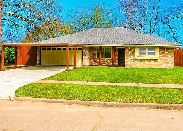 7518 Troulon, Houston, TX 77074 (MLS #35084399) :: The SOLD by George Team