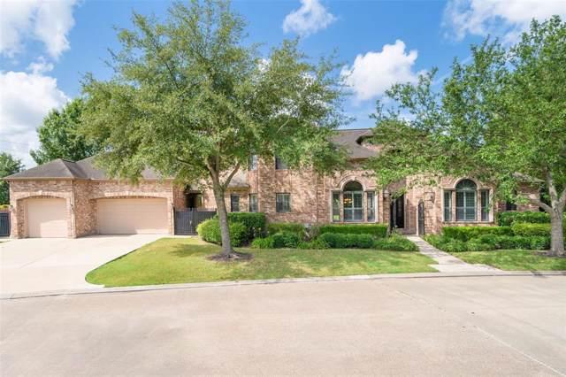 11925 Gallant Ridge Lane, Houston, TX 77082 (MLS #3509580) :: The Bly Team