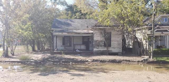 1607 Elysian Street, Houston, TX 77026 (MLS #35095881) :: Texas Home Shop Realty