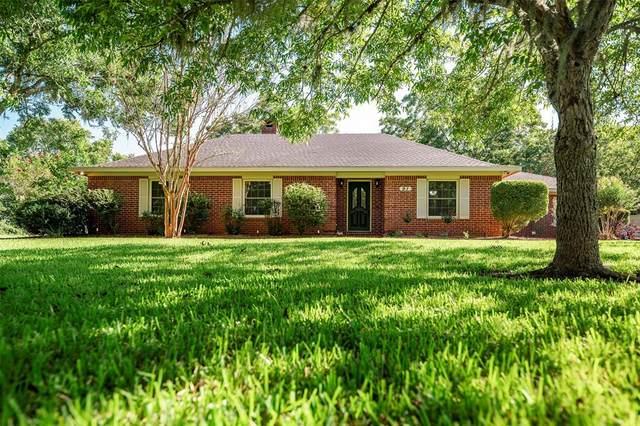 91 Hardeman Road, Van Vleck, TX 77482 (MLS #35100364) :: The Wendy Sherman Team