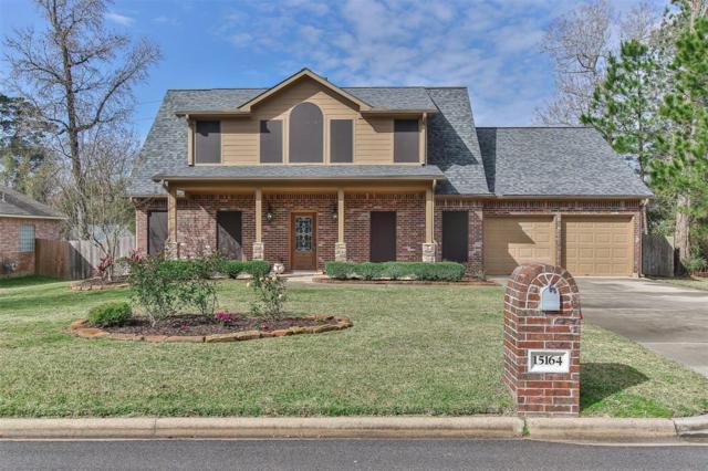 15164 Constellation Circle W, Willis, TX 77318 (MLS #35106586) :: Texas Home Shop Realty