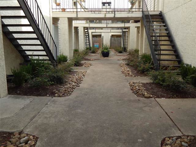 10075 Westpark Drive #32, Houston, TX 77042 (MLS #35117284) :: The Heyl Group at Keller Williams