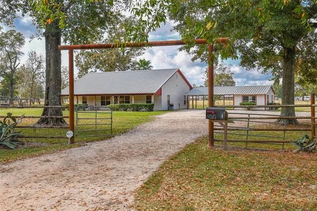 1770 County Road 301 N, Dayton, TX 77535 (MLS #35125293) :: Lerner Realty Solutions
