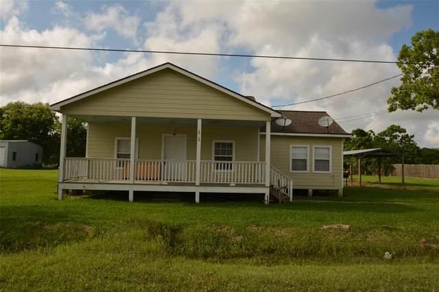 12218 32nd Street, Santa Fe, TX 77510 (MLS #35131896) :: Green Residential