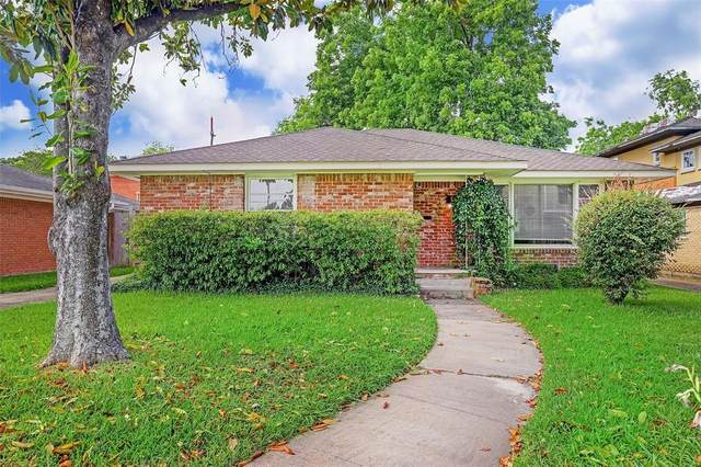 2405 Dorrington, Houston, TX 77030 (MLS #35135234) :: The Home Branch