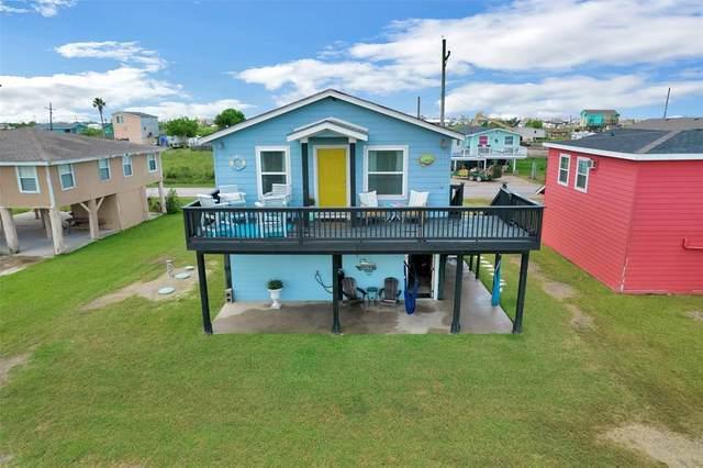 1232 Canal W, Crystal Beach, TX 77650 (MLS #35140624) :: Keller Williams Realty