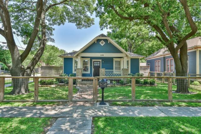 446 Arlington Street, Houston, TX 77007 (MLS #35154907) :: Caskey Realty