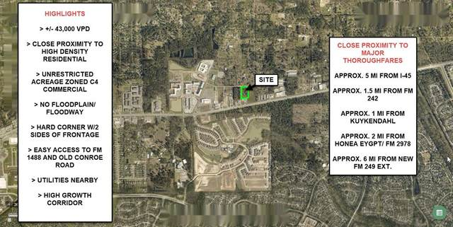 TBD Bridlewood Drive, Conroe, TX 77384 (MLS #35160990) :: Michele Harmon Team