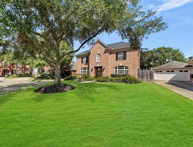 7934 Emerald Bluff Court, Houston, TX 77095 (MLS #35166034) :: The Freund Group