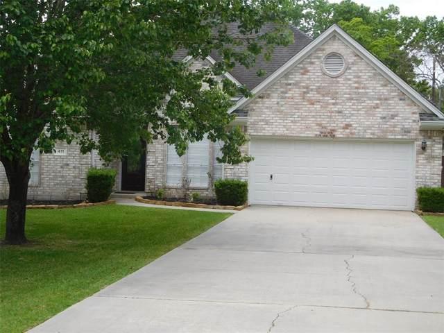 411 Mackintosh Drive, Magnolia, TX 77354 (MLS #35171168) :: Michele Harmon Team
