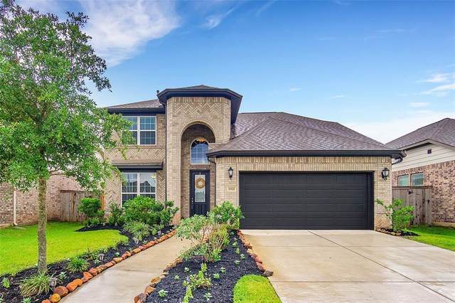 8918 Golden Mist Drive, Missouri City, TX 77459 (MLS #35171180) :: The SOLD by George Team