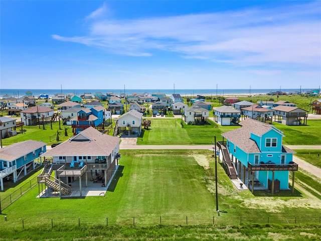 Lot 15 Terramar Beach, Galveston, TX 77554 (MLS #35172512) :: The Queen Team