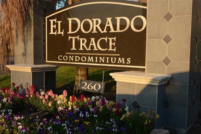 260 S El Dorado Boulevard #808, Webster, TX 77598 (MLS #35175865) :: REMAX Space Center - The Bly Team