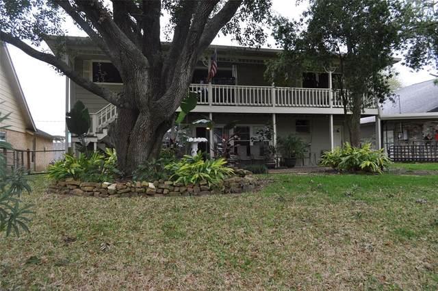 90 Bayou Lane, Kemah, TX 77565 (MLS #35183922) :: Texas Home Shop Realty