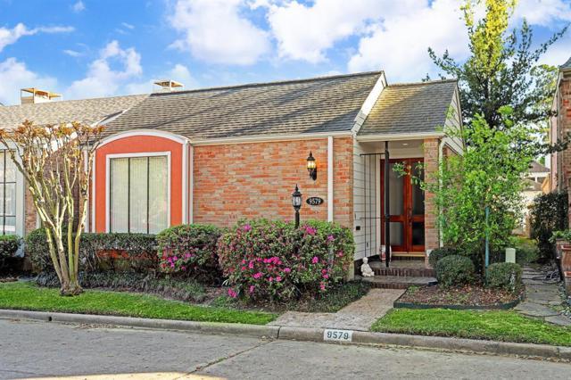 9579 Doliver Drive, Houston, TX 77063 (MLS #3518947) :: Giorgi Real Estate Group