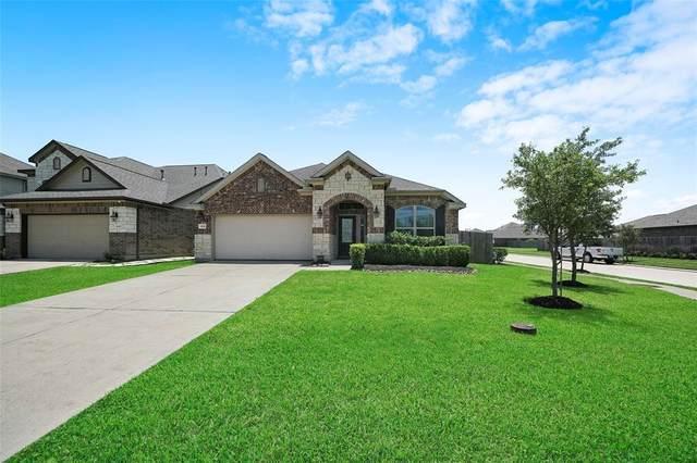 3045 Crape Myrtle Bend Lane Lane, Dickinson, TX 77539 (MLS #35193525) :: The Queen Team