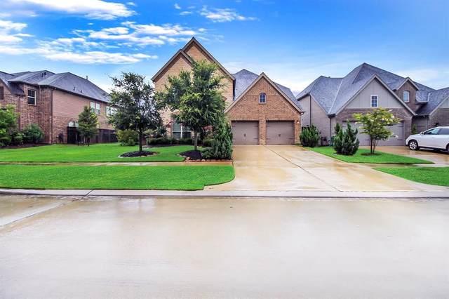 28426 Asher Falls Lane Lane, Fulshear, TX 77441 (MLS #35198074) :: The SOLD by George Team