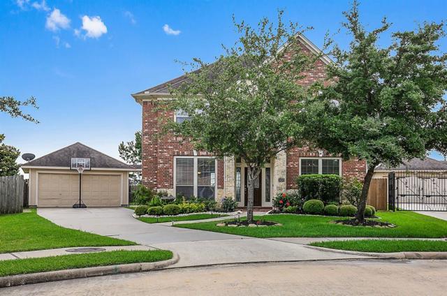 16859 Gentle Stone Drive, Houston, TX 77095 (MLS #35231812) :: Texas Home Shop Realty