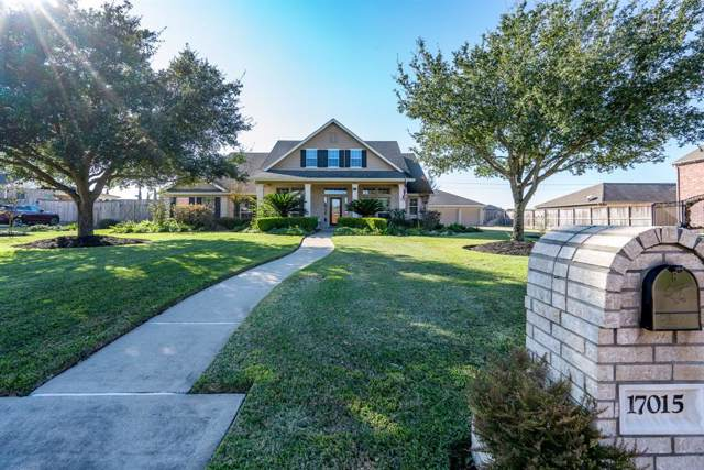 17015 Bowdin Crest Drive, Cypress, TX 77433 (MLS #35233236) :: Texas Home Shop Realty