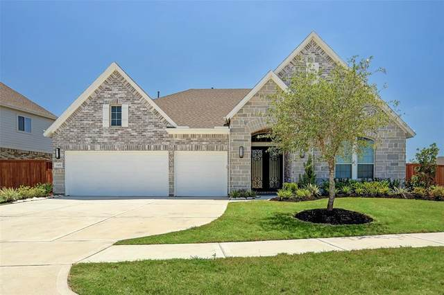11602 Bluewood Oaks Court, Cypress, TX 77433 (MLS #35235125) :: My BCS Home Real Estate Group