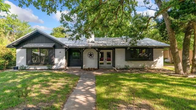 18 Eden Rock, Hilltop Lakes, TX 77871 (MLS #35239024) :: Michele Harmon Team