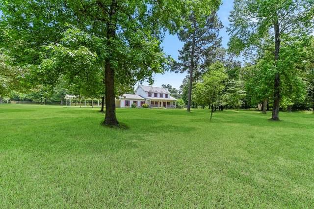 14444 Pine Tree Road, Montgomery, TX 77356 (MLS #35246339) :: The Heyl Group at Keller Williams