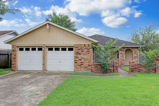 1206 Chippawa Lane, Pasadena, TX 77504 (MLS #35257233) :: The Freund Group