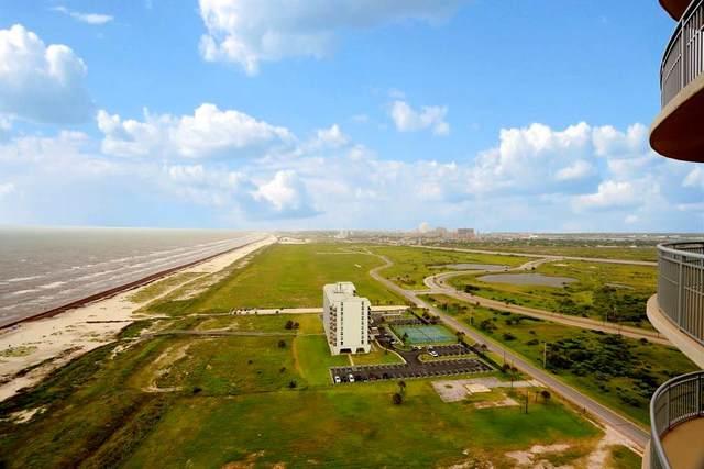 801 E Beach Drive Tw2108, Galveston, TX 77550 (MLS #35264355) :: Caskey Realty