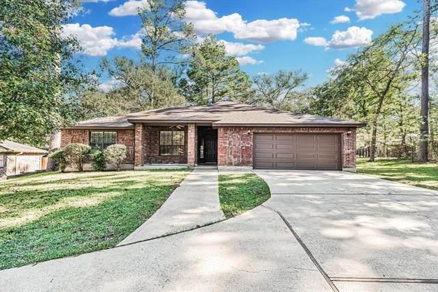 410 Cherry Hills Drive, Huntsville, TX 77340 (MLS #35270806) :: Caskey Realty