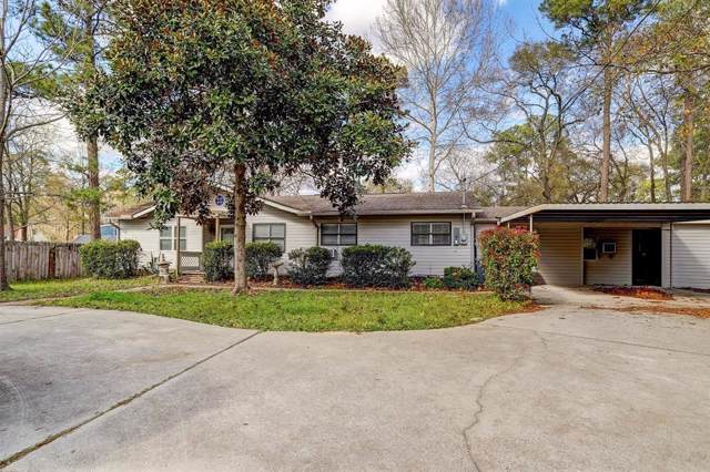 1308 Primrose Street, Conroe, TX 77385 (MLS #35271236) :: The Home Branch
