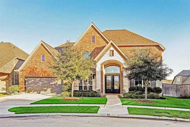 2819 Carriage Hollow Lane, Katy, TX 77494 (MLS #35275251) :: Texas Home Shop Realty