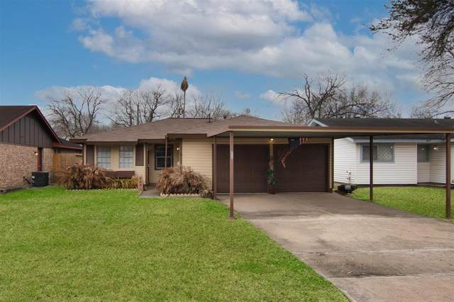 909 Wisconsin Street, South Houston, TX 77587 (MLS #35287045) :: My BCS Home Real Estate Group